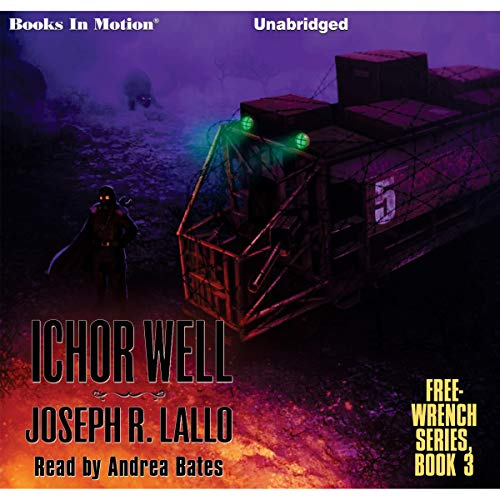 Ichor Well audiobook cover art