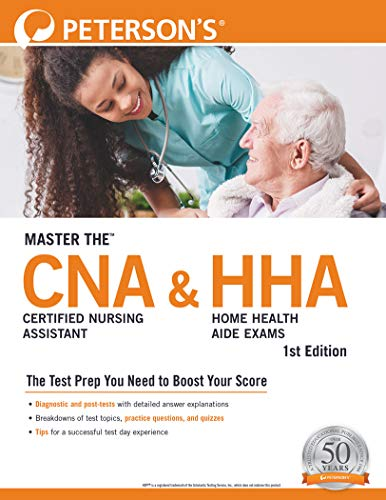 Master the™ Certified Nursing Assistant (CNA) and Home Health Aide (HHA) Exams