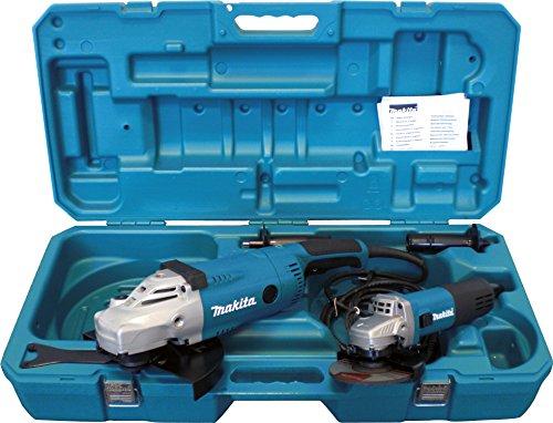 Makita MEU049 Winkelschleiferset - GA9020R + 9558NB