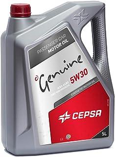 CEPSA 5W30 5L - Lubricante Sintético para Vehículos