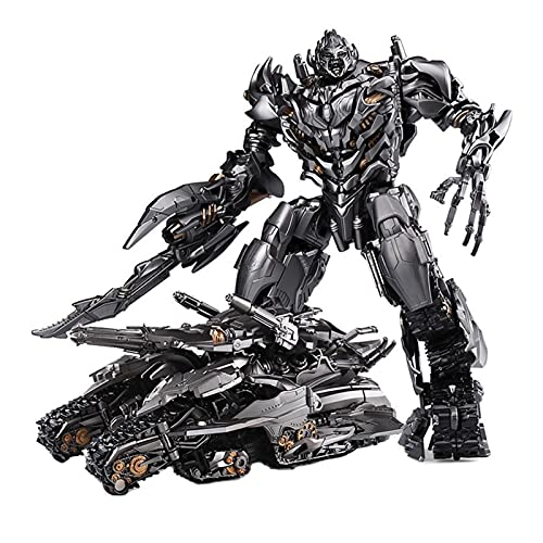WWWE Transformator Spielzeug, Robotde Mationtoy, Voyager SS-31 Film 1 Megatron Actionfigur, Geeignet für Kinder Über 6 Jahre