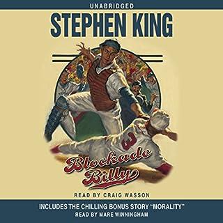 Blockade Billy audiobook cover art