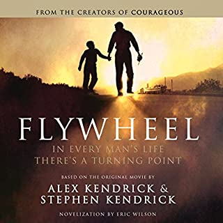Flywheel audiobook cover art