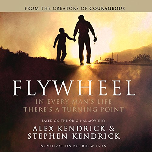 Flywheel cover art