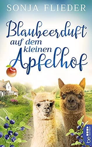 Buchseite und Rezensionen zu 'Blaubeerduft auf dem kleinen Apfelhof' von Sonja Flieder
