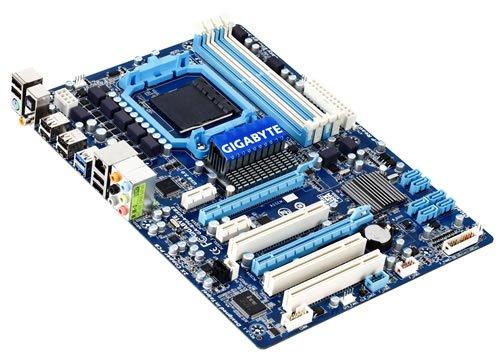 Gigabyte GBT GA-870A-USB3 Mainboard Sockel AMD 870 AM3 DDR3 Speicher ATX