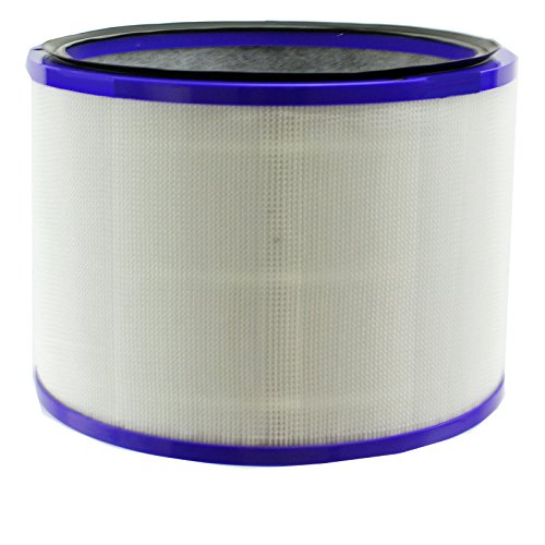 Spares2go Filter voor Dyson Pure Cool Link Desk Hot + Koude Luchtreiniger