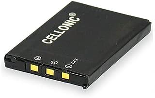Original VHBW recambio batería batería para Casio np-20 Exilim ex-s880 ex-z3 ex-z4 ex