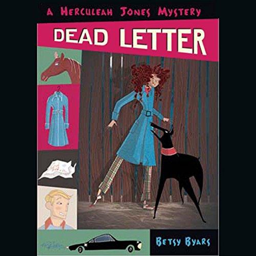 The Dead Letter audiobook cover art