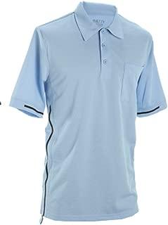 Smitty Pro Style Powder Blue Umpire Shirt