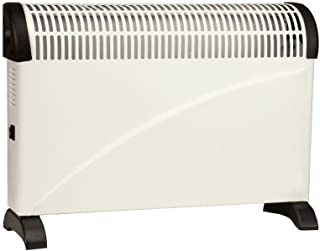 As Direct Ltd Manrose - Calefactor convector (2 kW, con temporizador)