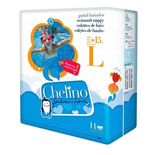 Chelino Fashion & Love–Pannolino acquatico per bambini L