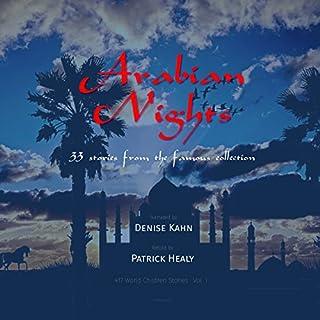 Arabian Nights audiobook cover art