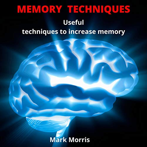 Memory Techniques audiobook cover art