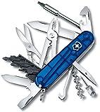 Victorinox V17725.T2 Coltello Multiuso, Blu, M...
