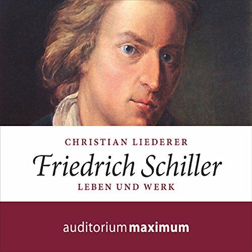 Friedrich Schiller audiobook cover art