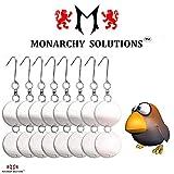 Monarchy Solutions Bird Deterrent