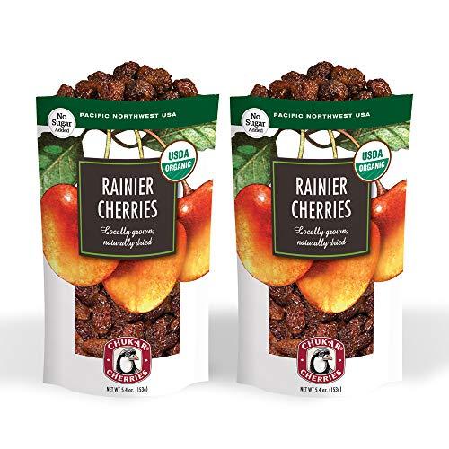 Organic Rainier Cherries Organic Rainier Cherries 2 Bags