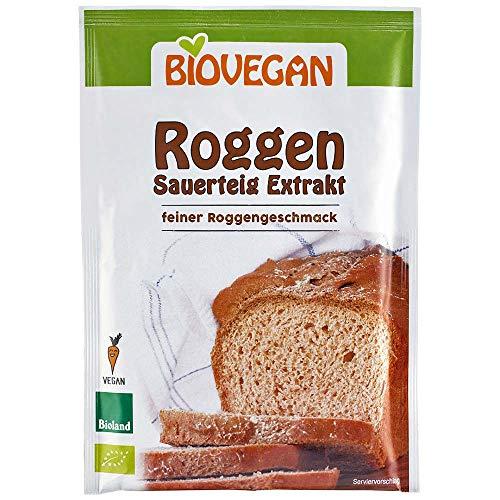 Biovegan Bio Roggen Sauerteig Extrakt 12x30g