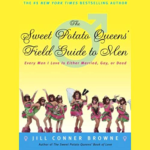 Couverture de The Sweet Potato Queens' Field Guide to Men