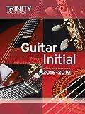Guitar Exam Pieces Initial 2016-2019