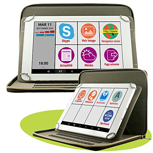 Mobiho Essentiel - La tablette INITIALE 10P avec pochette...