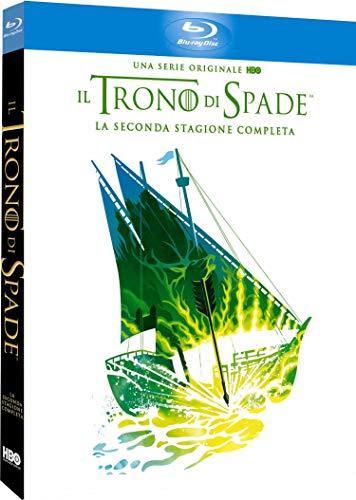 Il Trono di Spade, Stagione 2 - Robert Ball Limited Edition (Blu-Ray) (5 Blu Ray)