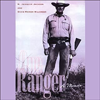One Ranger audiobook cover art