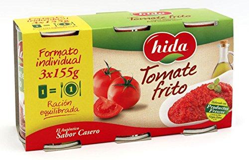 Hida Tomate Frito, Lata Pack3x155 gr