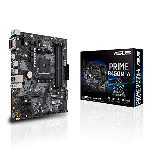Asus -   Prime B450M-A