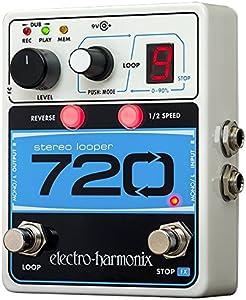 electro harmonix stereo looper 720