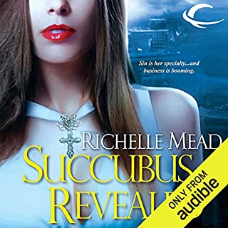 Succubus Revealed audiobook cover art