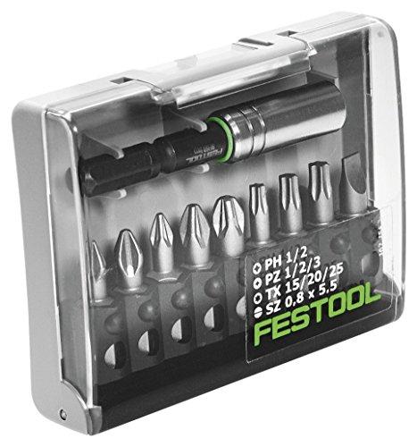 Festool 493262 Drill Bit Box, Multi-Colour, Mix+BH60-CE