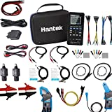 Handheld Oscilloscope Hantek2D82AUTO 4 in 1 Multifunction Tester of Automotive Diagnostic oscilloscope Signal Source and multimeter (2D82 III)