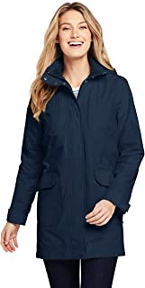 Best lands end women's coastal rain coat Reviews