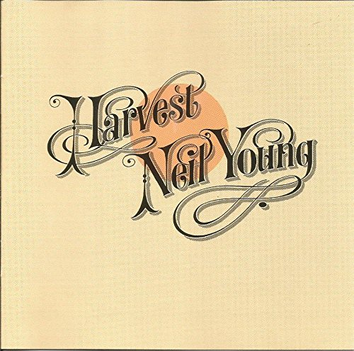 Harvest by Neil Young Original recording remastered edition (2009) Audio CD
