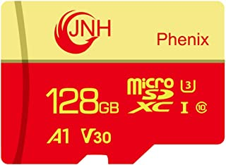 microSDXC 128GB JNH 超高速Class10 UHS-I U3 V30 4K Ultra HD アプリ最適化A1対応 Nintendo Switch 動作確認済【国内正規品 5年保証】