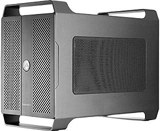 AKiTiO Node Duo - Kit de expansión para computadoras (Thunderbolt 3, 2X Tarjetas PCIe de Longitud Media) Color Negro