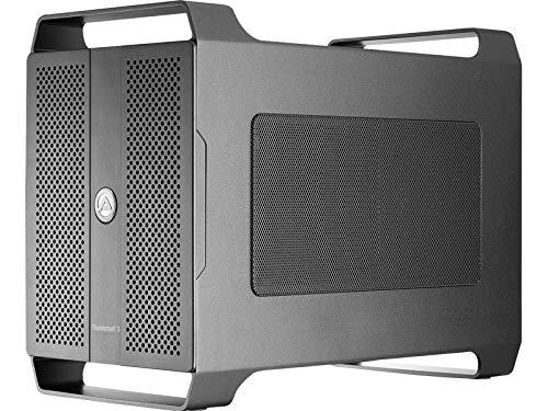 AKiTiO Node Duo Erweiterungsset (Thunderbolt 3, 2X PCIe Mittellänge) schwarz