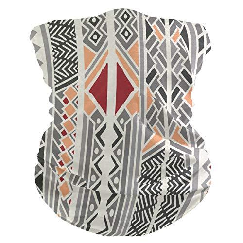Sawhonn Tribal, etnische stijl, Afrikaanse haarband, hoofddoek, sjaal, masker, bandana, magisch, bivakmuts, voor sport, vrouwen en mannen