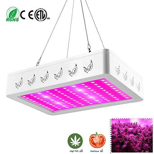 2000 W LED Grow Paneellamp Plant Growing Full Spectrum Light voor VEG en BLOOM Grow Tent Indoor Garden Idroponico