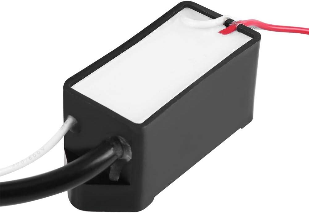 Módulo de Potencia Step Up, DC3.6V/4.8V/6V/12V Generador de pulsos de Alto Voltaje DC 3kV-11kV Módulo de Arco súper eléctrico