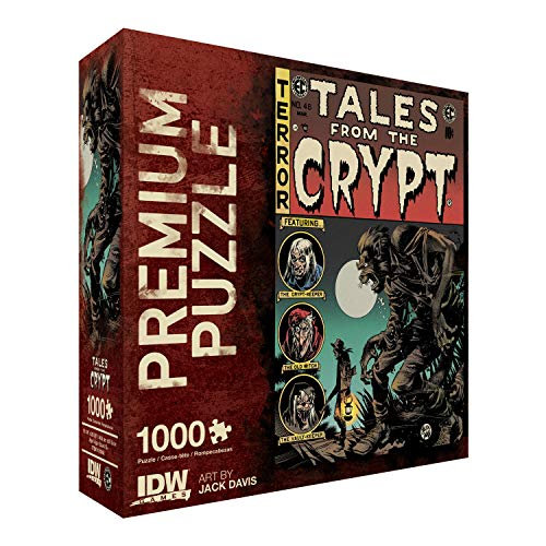 Horror Jigsaw Puzzles For Everyone, For Every Occasion