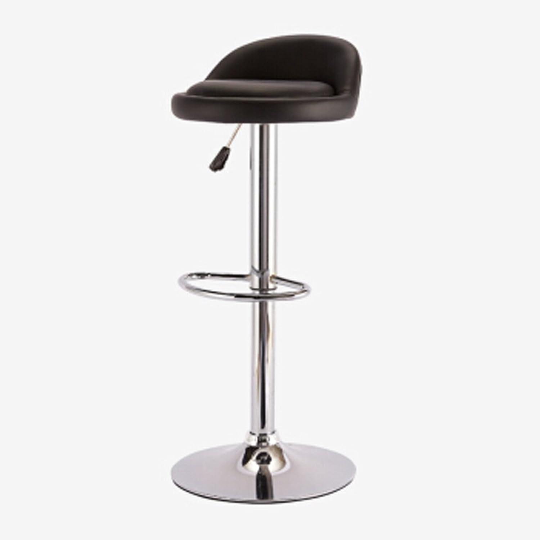 YUBIN Bar Stool Chair Lift Bar Stool Bar Stool Leisure Reception Chair (color   A)