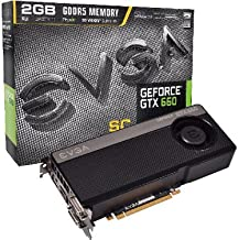 EVGA GeForce GTX 660 SUPERCLOCKED 2048MB GDDR5 DVI HDMI DP Graphics Card 02G-P4-2662-KR
