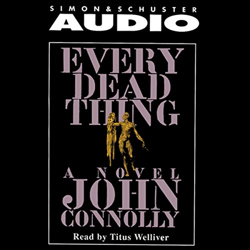 Page de couverture de Every Dead Thing