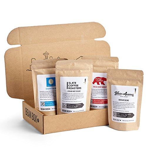 Bean Box - Gourmet Coffee...