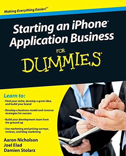 Starting an iPhone Application Business For Dummies