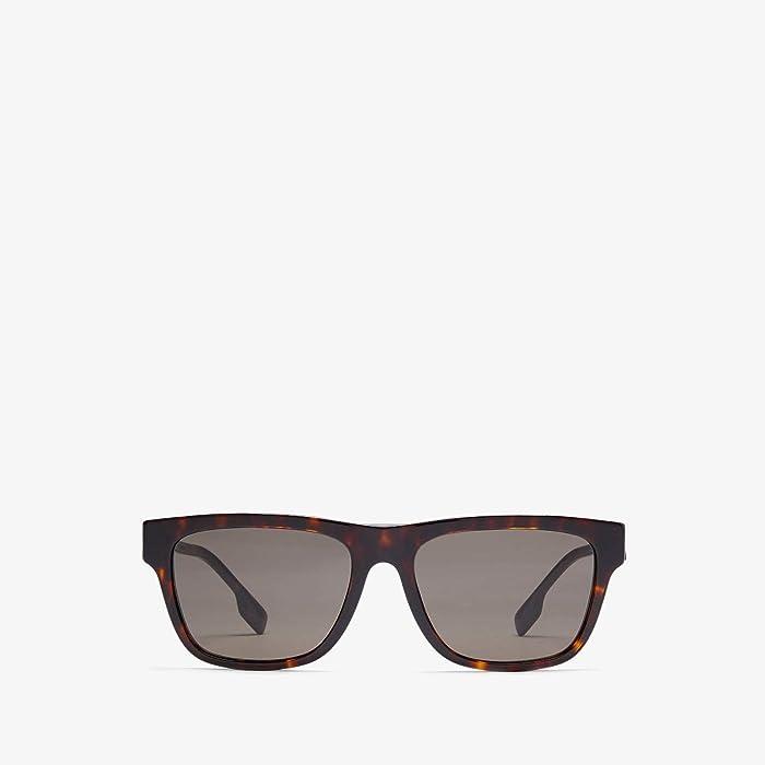 Burberry  0BE4293 (Dark Havana/Brown) Fashion Sunglasses