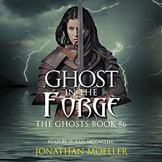 Ghost in the Forge audiobook cover art